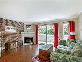 """Photo 1: 23 270 CASEY Street in Coquitlam: Maillardville Townhouse for sale in """"CHATEAU LAVAL"""" : MLS®# V1088922"""
