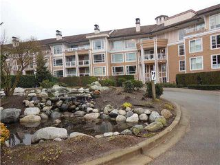 "Photo 1: 112 3629 DEERCREST Drive in North Vancouver: Roche Point Condo for sale in ""DEERFIELD BY THE SEA"" : MLS®# V1101783"