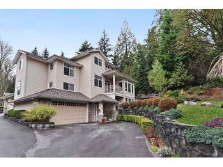 Photo 20: 8 MOSSOM CREEK Drive in Port Moody: North Shore Pt Moody House 1/2 Duplex for sale : MLS®# V1104337