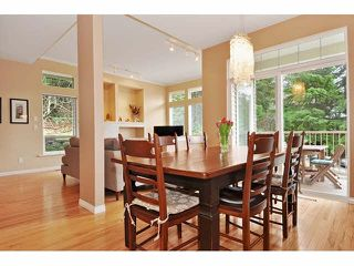 Photo 6: 8 MOSSOM CREEK Drive in Port Moody: North Shore Pt Moody House 1/2 Duplex for sale : MLS®# V1104337