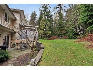 Photo 18: 8 MOSSOM CREEK Drive in Port Moody: North Shore Pt Moody House 1/2 Duplex for sale : MLS®# V1104337