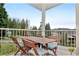 Photo 17: 8 MOSSOM CREEK Drive in Port Moody: North Shore Pt Moody House 1/2 Duplex for sale : MLS®# V1104337