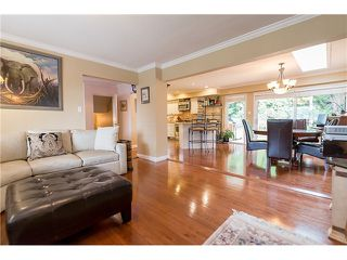 Photo 11: 609 DENTON Street in Coquitlam: Coquitlam West House for sale : MLS®# V1110145