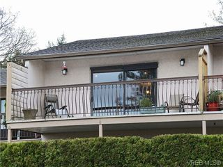 Photo 1: 8 864 Swan St in VICTORIA: SE Swan Lake Row/Townhouse for sale (Saanich East)  : MLS®# 696019