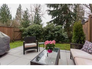 "Photo 16: 5 20699 120B Avenue in Maple Ridge: Northwest Maple Ridge Townhouse for sale in ""THE GATEWAY"" : MLS®# V1112981"