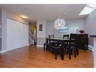 "Photo 5: 5 20699 120B Avenue in Maple Ridge: Northwest Maple Ridge Townhouse for sale in ""THE GATEWAY"" : MLS®# V1112981"