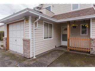 "Photo 1: 5 20699 120B Avenue in Maple Ridge: Northwest Maple Ridge Townhouse for sale in ""THE GATEWAY"" : MLS®# V1112981"