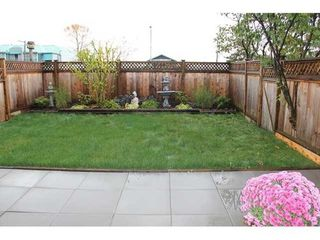 Photo 10: 13 1872 HARBOUR Street in Port Coquitlam: Citadel PQ Home for sale ()  : MLS®# V1009550
