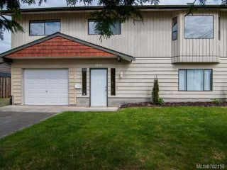 Photo 1: 3621 IDAHO PLACE in CAMPBELL RIVER: CR Willow Point House for sale (Campbell River)  : MLS®# 702156