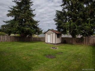 Photo 41: 3621 IDAHO PLACE in CAMPBELL RIVER: CR Willow Point House for sale (Campbell River)  : MLS®# 702156