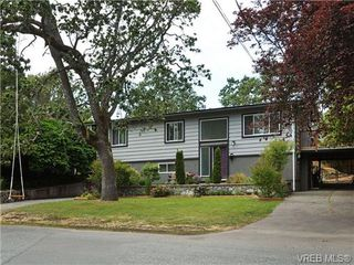 Photo 1: VICTORIA REAL ESTATE For Sale = QUADRA HOME For Sale SOLD With Ann Watley