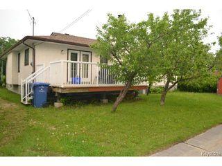 Photo 17: 643 Isbister Street in WINNIPEG: Westwood / Crestview Residential for sale (West Winnipeg)  : MLS®# 1515620