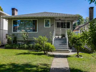 Photo 1: 2298 E 27TH Avenue in Vancouver: Victoria VE House for sale (Vancouver East)  : MLS®# V1127725