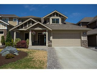 "Photo 1: 45371 MAGDALENA Place: Cultus Lake House for sale in ""RIVERSTONE"" : MLS®# H2152514"