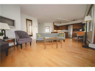 """Photo 4: 1001 4691 W 10TH Avenue in Vancouver: Point Grey Condo for sale in """"WESTGATE"""" (Vancouver West)  : MLS®# V1133586"""