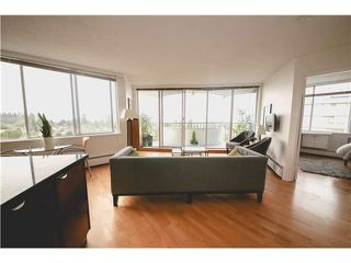 """Photo 5: 1001 4691 W 10TH Avenue in Vancouver: Point Grey Condo for sale in """"WESTGATE"""" (Vancouver West)  : MLS®# V1133586"""