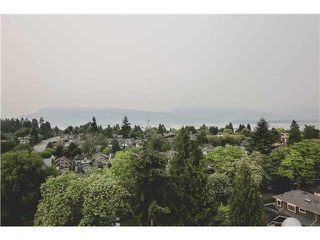 """Photo 13: 1001 4691 W 10TH Avenue in Vancouver: Point Grey Condo for sale in """"WESTGATE"""" (Vancouver West)  : MLS®# V1133586"""