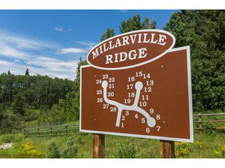 Photo 36: 14 Millarville Ridge: Rural Foothills M.D. House for sale : MLS®# C4021304