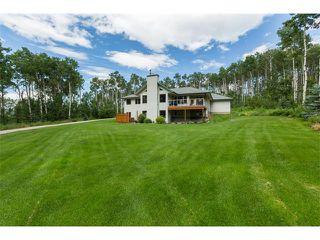 Photo 3: 14 Millarville Ridge: Rural Foothills M.D. House for sale : MLS®# C4021304