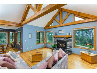 Photo 4: 14 Millarville Ridge: Rural Foothills M.D. House for sale : MLS®# C4021304