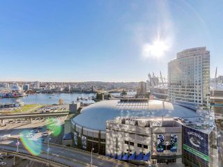 Photo 3: 2305 689 ABBOTT Street in Vancouver: Downtown VW Condo for sale (Vancouver West)  : MLS®# R2014784
