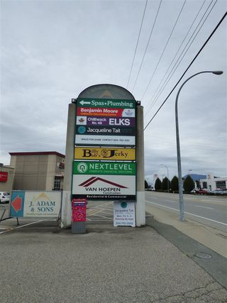 Photo 1: 103 8645 YOUNG Road in Chilliwack: Chilliwack W Young-Well Commercial for lease : MLS®# C8003951
