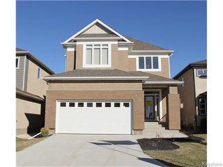 Photo 1: 121 Larry Vickar Drive West in Winnipeg: Transcona Residential for sale (North East Winnipeg)  : MLS®# 1604905