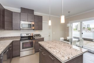 """Photo 3: 401 7377 14TH Avenue in Burnaby: Edmonds BE Condo for sale in """"VIBE"""" (Burnaby East)  : MLS®# R2089853"""