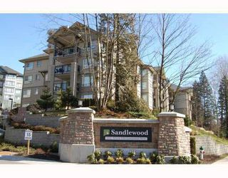"Photo 17: 205 9283 GOVERNMENT Street in Burnaby: Government Road Condo for sale in ""SANDLEWOOD"" (Burnaby North)  : MLS®# R2105773"