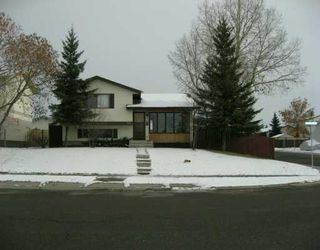 Photo 1:  in CALGARY: Abbeydale Residential Detached Single Family for sale (Calgary)  : MLS®# C3239383
