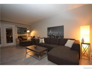 Photo 2: Pembina Highway in Winnipeg: East Fort Garry Condominium for sale (1J)  : MLS®# 1625929
