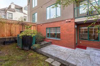 "Photo 18: 101 929 W 16TH Avenue in Vancouver: Fairview VW Condo for sale in ""Oakview Gardens"" (Vancouver West)  : MLS®# R2146407"