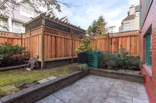 """Photo 16: 101 929 W 16TH Avenue in Vancouver: Fairview VW Condo for sale in """"Oakview Gardens"""" (Vancouver West)  : MLS®# R2146407"""
