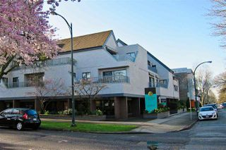 "Photo 1: 206 5920 EAST Boulevard in Vancouver: Kerrisdale Condo for sale in ""OAKWOOD TERRACE"" (Vancouver West)  : MLS®# R2156925"