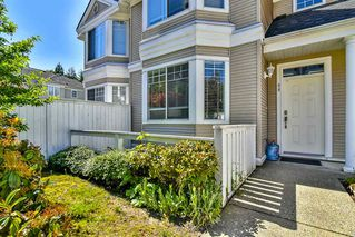 "Photo 2: 88 7501 CUMBERLAND Street in Burnaby: The Crest Townhouse for sale in ""DEERFIELD"" (Burnaby East)  : MLS®# R2170143"