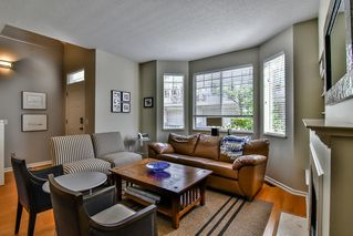 "Photo 4: 88 7501 CUMBERLAND Street in Burnaby: The Crest Townhouse for sale in ""DEERFIELD"" (Burnaby East)  : MLS®# R2170143"