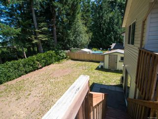 Photo 27: 2258 TAMARACK DRIVE in COURTENAY: CV Courtenay East House for sale (Comox Valley)  : MLS®# 763444