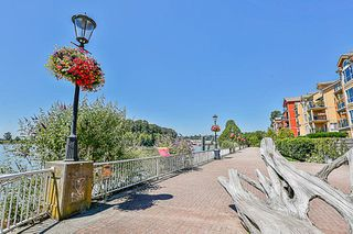 "Photo 20: 324 10 RENAISSANCE Square in New Westminster: Quay Condo for sale in ""MURANO LOFTS"" : MLS®# R2186275"