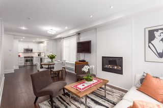 """Photo 1: 331 E 7TH Avenue in Vancouver: Mount Pleasant VE Townhouse for sale in """"ESSENCE"""" (Vancouver East)  : MLS®# R2201974"""