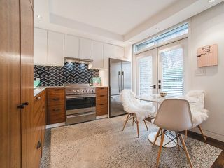 """Photo 5: 1608 CYPRESS Street in Vancouver: Kitsilano Townhouse for sale in """"YORKVILLE NORTH"""" (Vancouver West)  : MLS®# R2222005"""