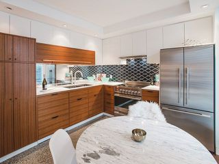 """Photo 1: 1608 CYPRESS Street in Vancouver: Kitsilano Townhouse for sale in """"YORKVILLE NORTH"""" (Vancouver West)  : MLS®# R2222005"""