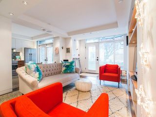 """Photo 10: 1608 CYPRESS Street in Vancouver: Kitsilano Townhouse for sale in """"YORKVILLE NORTH"""" (Vancouver West)  : MLS®# R2222005"""