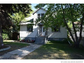 Photo 3: 4026 50A Street in Red Deer: RR Michener Hill Residential for sale : MLS®# CA0059101