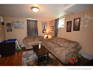 Photo 1: 4026 50A Street in Red Deer: RR Michener Hill Residential for sale : MLS®# CA0059101
