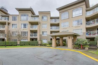 "Photo 1: 403 2551 PARKVIEW Lane in Port Coquitlam: Central Pt Coquitlam Condo for sale in ""THE CRESCENT"" : MLS®# R2237266"