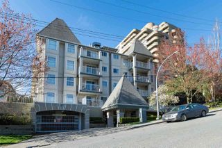 """Main Photo: 410 1035 AUCKLAND Street in New Westminster: Uptown NW Condo for sale in """"QUEEN'S TERRACE"""" : MLS®# R2241967"""
