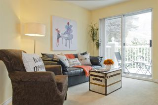 """Photo 9: 410 1035 AUCKLAND Street in New Westminster: Uptown NW Condo for sale in """"QUEEN'S TERRACE"""" : MLS®# R2241967"""