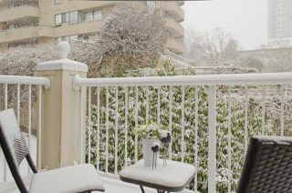 """Photo 12: 410 1035 AUCKLAND Street in New Westminster: Uptown NW Condo for sale in """"QUEEN'S TERRACE"""" : MLS®# R2241967"""