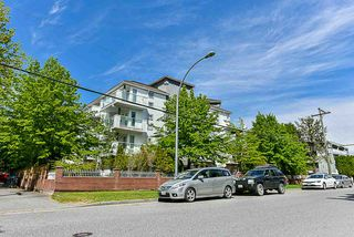 "Photo 3: 105 2983 CAMBRIDGE Street in Port Coquitlam: Glenwood PQ Condo for sale in ""CAMBRIDGE GARDENS"" : MLS®# R2266936"