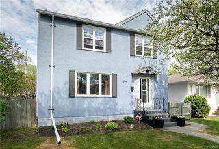 Photo 1: 379 Oakview Avenue in Winnipeg: Residential for sale (3D)  : MLS®# 1813032